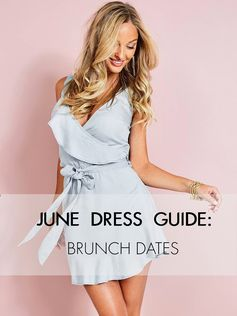 The June Dress Guide: What to wear for an Instagrammable Brunch
