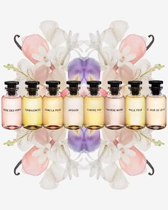 Les Parfums Louis Vuitton - For Mother's Day, discover eight unexpected Louis Vuitton fragrances inspired by travel.