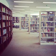 La BIBLIOTECA DE BELLAS ARTES,  en su nueva ubicación (http://noticias-y-punto.blogspot.com.es/2014/10/la-biblioteca-de-bellas-artes.html)