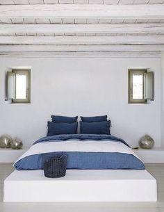 Pequeño Paraiso en Grecia - dormitorio
