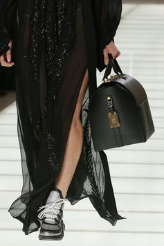 Details from the Louis Vuitton Spring-Summer 2018 Show by Nicolas Ghesquiere. Watch the show now at louisvuitton.com.