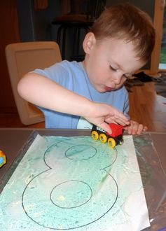 Life with a toddler: Tot School- P is for St. Patrick's Day