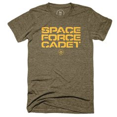 """Space Force Cadet"" designed by Rogue NASA. Blast Trump's Space Force straight into the sun."