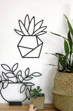 Wall Decor Ideas – Modern Wall Art by Glyphs Studio