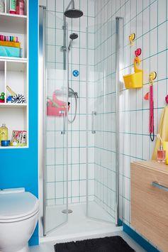 Des (grands) enfants à la maison ? Profitez d'un peti espace pour leur créer leur propre salle de bains, comme des grands !  #leroymerlin #bathroom #DIY #Hacks #interiorinspiration