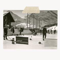 The Bally Ice Champion, 1965.