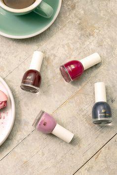 Pretty picks: The newest nail art #HMMagazine | Read more at H&M Magazine