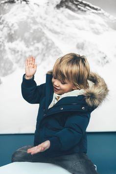ZARA - #zaraeditorial - EDITORIALS - COLD DAYS | KIDS