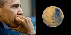 Did the CIA Teleported Obama to Mars??