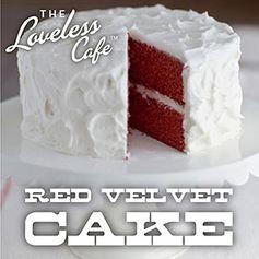 Red Velvet Cake from the Loveless Cafe