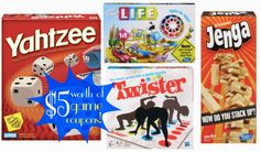 Hasbro:  $5 Worth of Game Coupons!