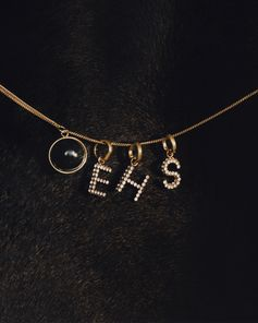 Introducing The #Burberry Alphabet. Complement or clash with our new #BurberryJewellery charms #BurberryGifts