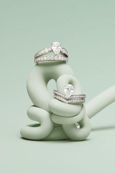 Joséphine Engagement Rings