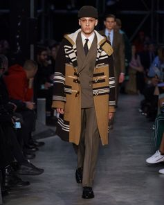 Look 58 from Tempest, #RiccardoTisci's #Burberry Autumn/Winter 2019 show