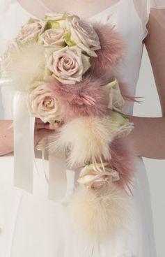 冬のブーケ*ピンク|福岡・熊本のウエディングドレスJUNO | Rose