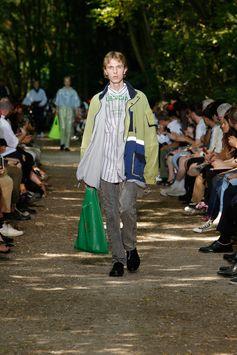 Balenciaga Men Spring Summer 18  Look 29