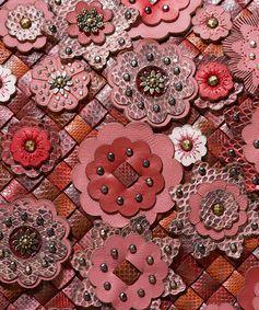Detail of Bottega Veneta 50th Anniversary Collection Cabat