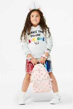 Back-to-school has become a kids' red carpet, and we have the cutest, coolest and most affordable styles for their big debut! Pastel hues, trendy stripes and bright sequins — it's time to stock up on the latest must-have pieces for the youngest trendsetters on the block. | H&M Kids  @PopSugar