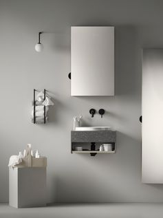 Lagom Bathroom - via Coco Lapine Design blog