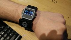 Watchduino2 by Mar Bartolome #prototyping #practical #prusai3 #prusamini