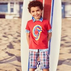 #GUESSkids Spring 2018 campaign shot by @pobedavika