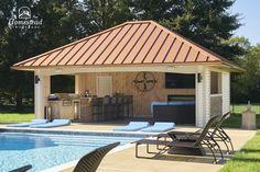Avalon Pool House - Exterior Shots