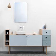 News Lovely Market - Meuble pour salle de bain, ex.t - La nouvelle marque tendance plébiscitée par la presse...: