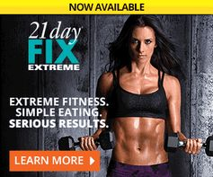 21 Day Fix EXTREME gives you everything you need for serious results.