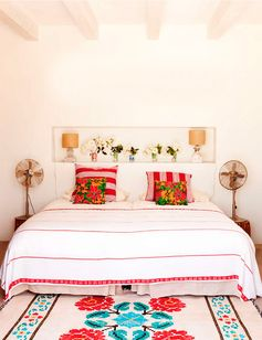 House Tour: Spanish Bohemian chic