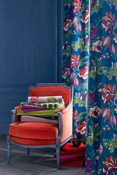 Love the color story manuel canovas via @FieldstoneHill Design, Darlene Weir