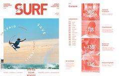 Inspirational Modern Magazine Re-Design – Transworld Surf