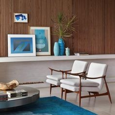 Decorating with Blue in Modern Spaces – 212 Concept - Modern Living