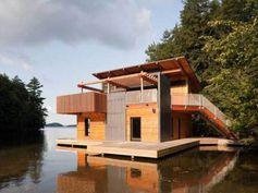 Modern renovated homes