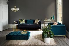 Dante Luxe Revival Sofa M&S