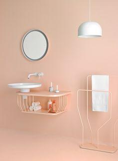 Vasque à poser en Ceramilux® BOWL | Vasque à poser by INBANI