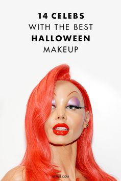 The best Halloween makeup
