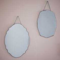 Miroir romantique chaîne #zodio #miroir #décoration #tendance #atmosphérique
