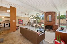Poolside Eichler wants to make a splash for $595K in Concord, California.