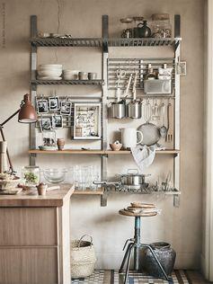 Unsere Neue Lösung Für Flexible Und Simple Aufbewahrung In Deiner Küche.