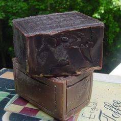 coffee soap #coffeesoap
