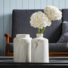Vase maritime marbre #zodio #maritime #marbre #vase #tendance #décoration