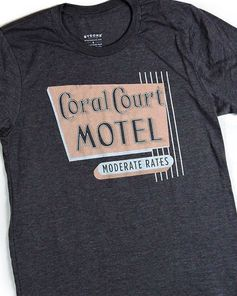 Coral Court Motel T-shirt