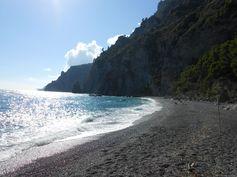 Tordigliano beach.
