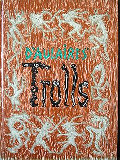D'Aulaires' Trolls by Ingri D'Aulaire | LibraryThing