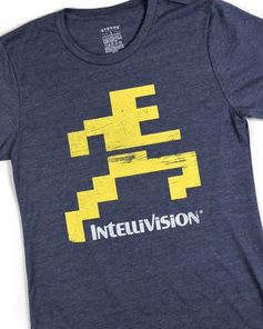 Intellivision Running Man T-shirt