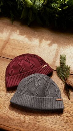 The perfect stocking filler? Ted's hats of course.