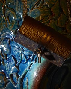 Preview of a new bag from the Louis Vuitton Women's Fall-Winter 2018 by Nicolas Ghesquière.