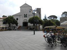 Ravello's square.