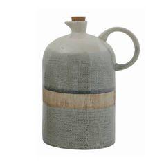 40oz Ceramic Glaze Jug
