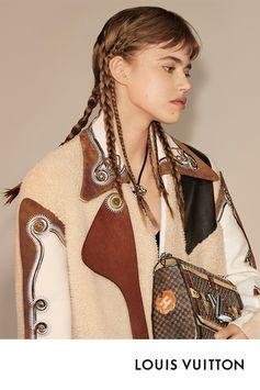 Louis Vuitton Women's Fall Winter 2018 Collection by Nicolas Ghesquière